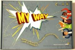 """""""My Way"""" настільна гра"""