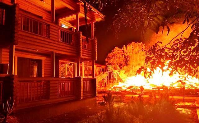 детская безопасность, пожар в Одессе