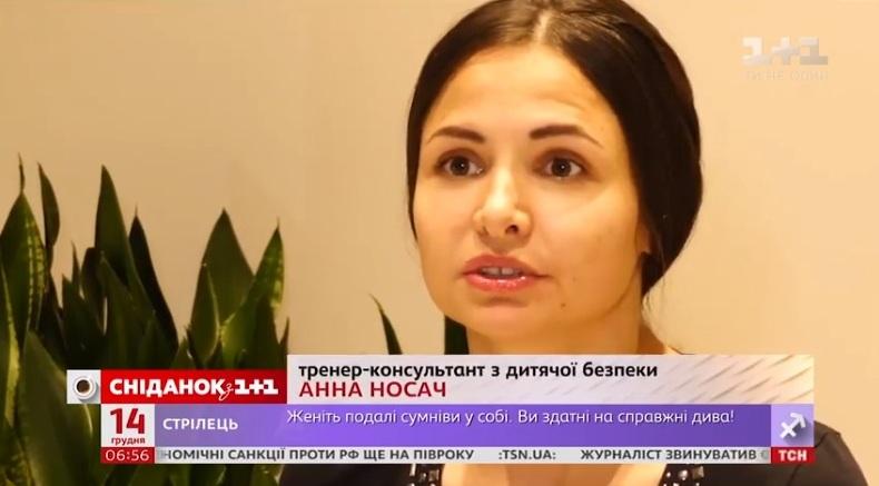 интервью анна носач