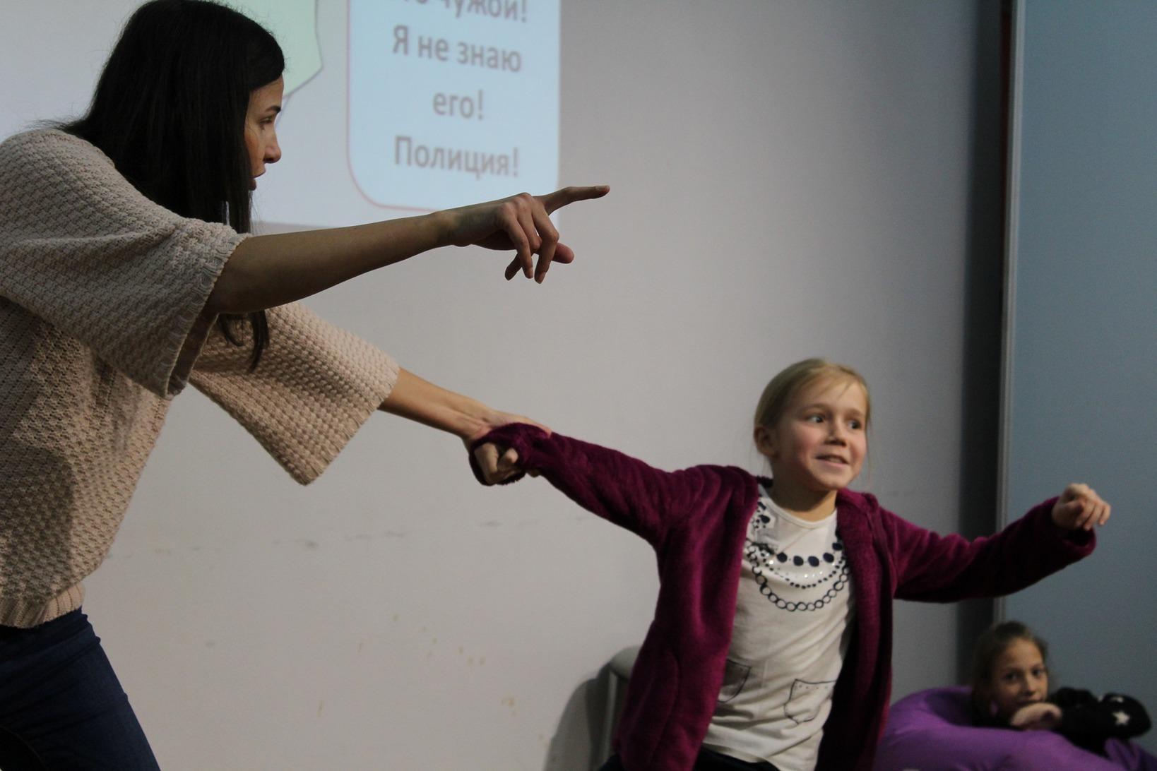 детский тренинг анна носач
