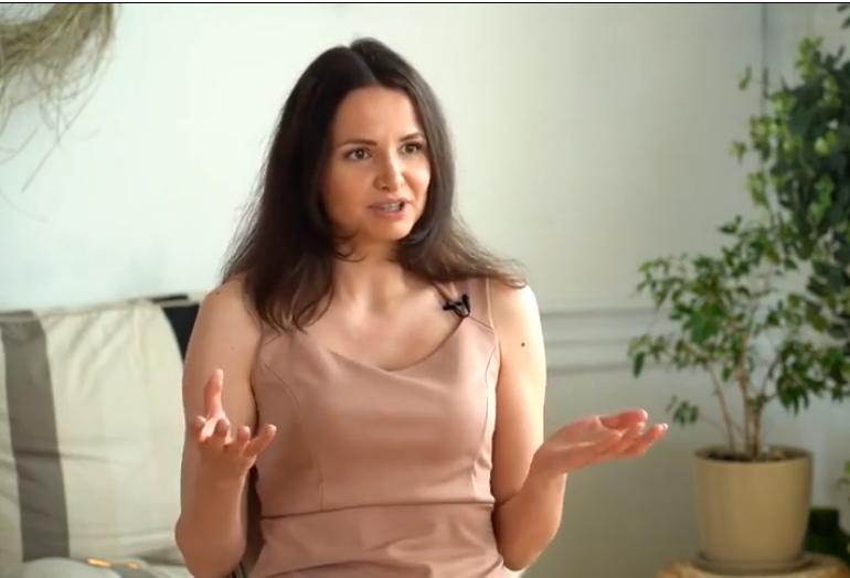 Анна Носач интервью, інтерв'ю